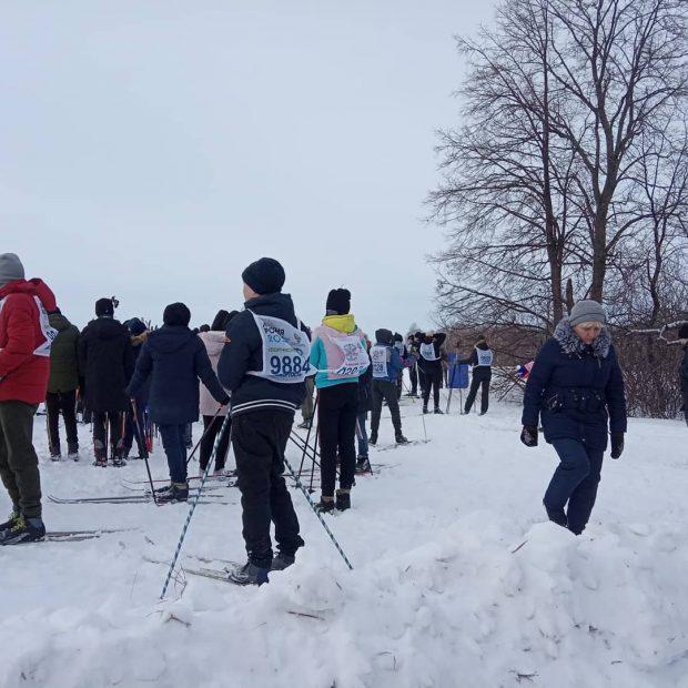 лыжня 2